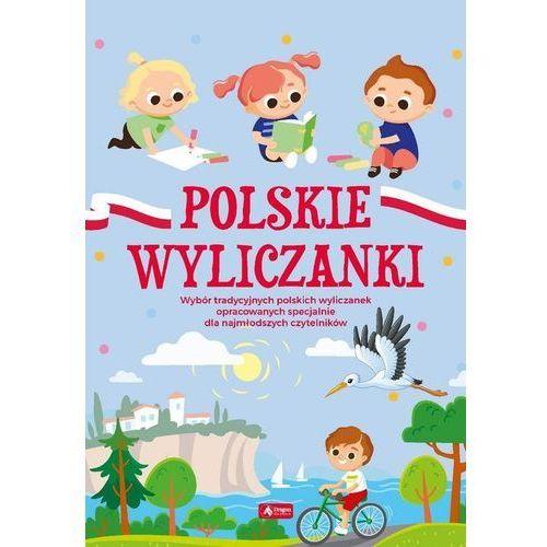 Książki dla dzieci, Polskie wyliczanki (opr. miękka)