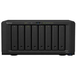 Serwer plików Synology DS1817 8x0HDD 1,7GHz 4GB 2x1GbE 2x10GbE USB eSata - DS1817 - DS1817 Darmowy odbiór w 21 miastach!