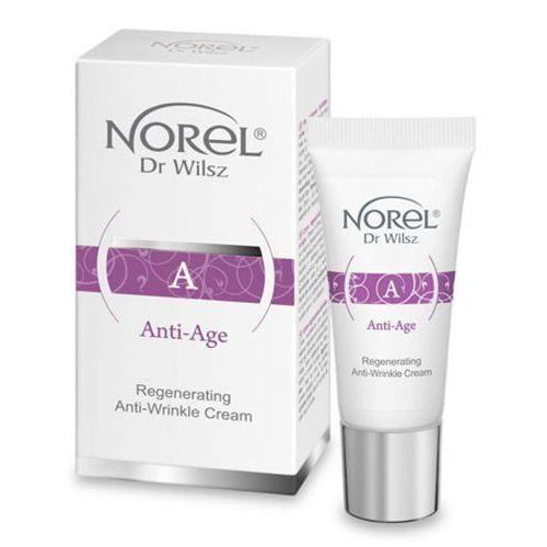 Pozostała pielęgnacja, Norel (Dr Wilsz) ANTI-AGE REGENERATING ANTI-WRINKLE CREAM Krem regenerująco - przeciwzmarszczkowy (DS503)