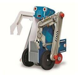 Robot ze szczypcami na baterie do złożenia 4M