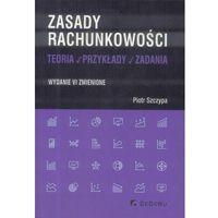 Biblioteka biznesu, Zasady rachunkowości - teoria, przykłady i zadania (opr. miękka)