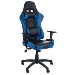 Fotel gamingowy RACER CorpoComfort BX-3700 Niebies