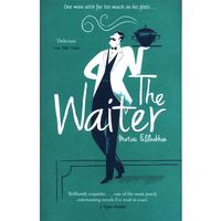 Książki do nauki języka, The Waiter - Faldbakken Matias - książka (opr. miękka)