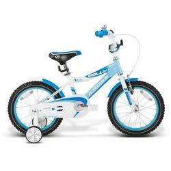 """rower dziecięcy Kross Polly 16"""" 2014 aluminiowy błękitny"""