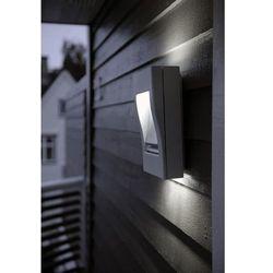 Lampa ścienna zewnętrzna ECO-Light 1863 gr, 2x9 W, G23, IP54, (DxSxW) 19.8 x 9.5 x 30.5 cm