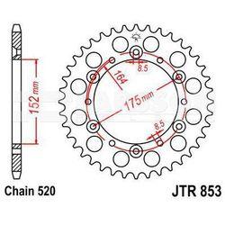 Zębatka tylna stalowa JT 853-41, 41Z, rozmiar 520 2301332 Yamaha TT 600, YFZ 350