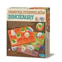 Kreatywne dla dzieci, Fabryka stempelków - dinozaury