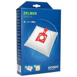 Worki Perfect Bag + filtr do odkurzacza Zelmer ZMB03K