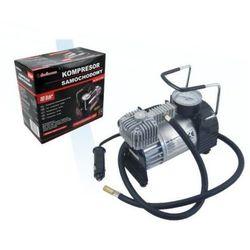Kompresor samochodowy metalowy 12V 10 BAR