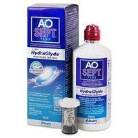 Płyny pielęgnacyjne do soczewek, AOSept Plus HydraGlyde 360 ml