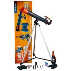 Zestaw LEVENHUK LabZZ MTB3 z mikroskopem, teleskopem i lornetką + Zamów z DOSTAWĄ JUTRO! + DARMOWY TRANSPORT!