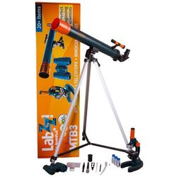 Zestaw LEVENHUK LabZZ MTB3 z mikroskopem, teleskopem i lornetką + Zamów z DOSTAWĄ W PONIEDZIAŁEK! + DARMOWY TRANSPORT!