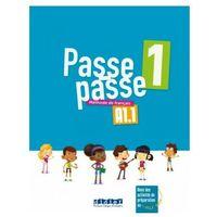 Książki do nauki języka, Passe-Passe 1 Methode de francais A1.1 - Adam Catherine, Berger Christelle (opr. miękka)