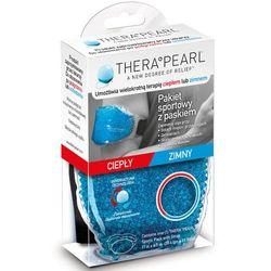 THERAPEARL - kompres żelowy, wielostrefowy pakiet sportowy z opaską