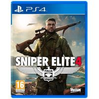 Gry na PS4, Sniper Elite 4 (PS4)