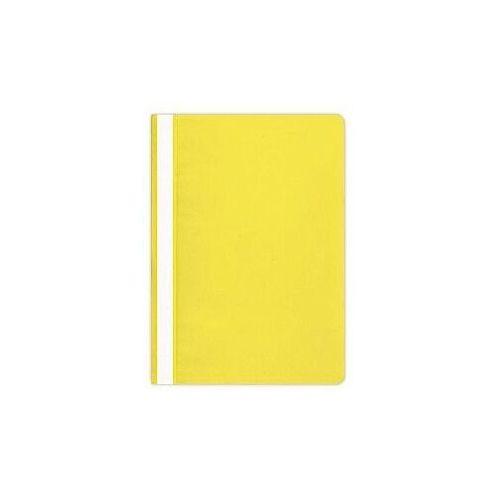 Koszulki, teczki, koperty, Skoroszyt A4 żółty