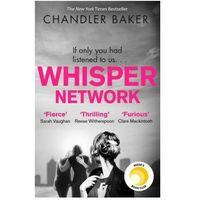 Książki do nauki języka, Whisper Network - Baker Chandler - książka (opr. miękka)