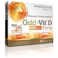 Witaminy i minerały, Olimp Gold-Vit D Forte 1000 30 kaps.