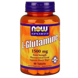 L-Glutamina 1500mg 90 tabl.
