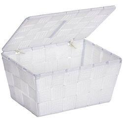 Koszyk łazienkowy z pokrywą Adria