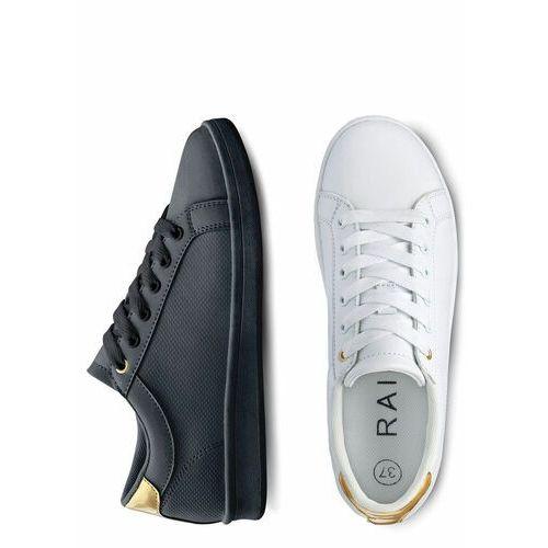 Obuwie sportowe dla kobiet, Sneakersy bonprix czarno-złoty
