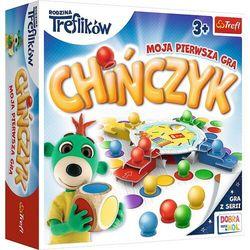 Gra Chińczyk Moja pierwsza gra Trefliki (02056). od 3 lat