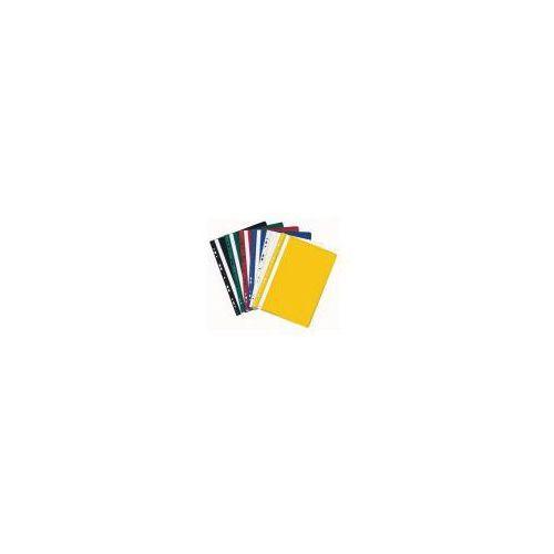 Segregatory, Skoroszyt wpinany A4 żółty Tres