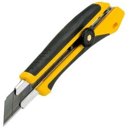 Nóż segmentowy Olfa 25 mm z blokadą ostrza Wheel Lock