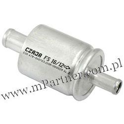 Filtr fazy lotnej gazu FS 16/12