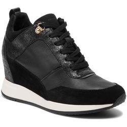 Sneakersy GEOX - D Nydame C D940QC 08522 C9999 Black