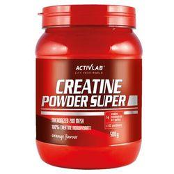 ACTIVLAB Creatine Powder - 500g - Natural