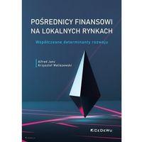 Biblioteka biznesu, Pośrednicy finansowi na lokalnych rynkach. współczesne determinanty rozwoju (opr. broszurowa)
