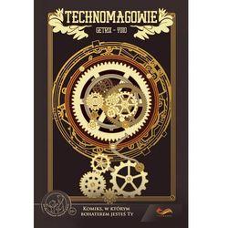 Komiksy paragrafowe Technomagowie - Praca zbiorowa (opr. twarda)