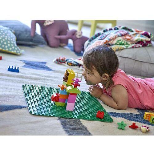 Klocki dla dzieci, KLOCKI LEGO DUPLO PŁYTKA BUDOWLANA 2304
