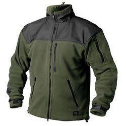 polar taktyczny Classic Army Windblocker zielono-czarny (BL-CAF-FM-16)