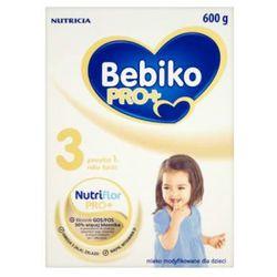 Bebiko Nutriflor PRO+ 3 MLEKO POWYŻEJ 1 roku życia