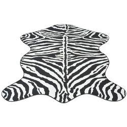 vidaXL Dywanik 70x110 cm zebra Darmowa wysyłka i zwroty
