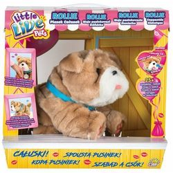 Cobi - Little Live Pets - Interaktywny Szczeniaczek Piesek Całusek