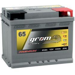 Akumulator GROM Premium 65Ah 650A EN DTR