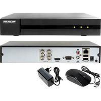 Rejestratory przemysłowe, Hikvision Hiwatch Rejestrator HD-TVI AHD CVI IP HWD-6104MH-G2