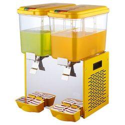 Dyspenser do napojów zimnych | 2x18L | +7 - +12°C | 300W