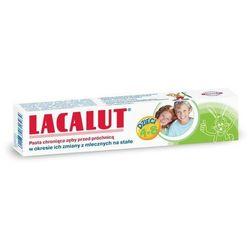 Lacalut Pasta do Zębów dla Dzieci od 4-8 lat 50 ml