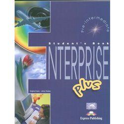 Enterprise Plus Pre Intermediate Student s Book (opr. kartonowa)