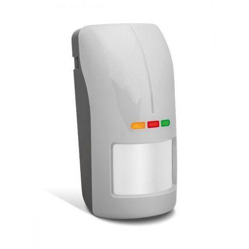Czujki alarmowe, OPAL Plus GY Cyfrowa dualna czujka ruchu, zewnętrzna, szara, bez uchwytu Satel