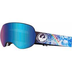 gogle snowboardowe DRAGON - Dr X2 Four Galaxy Llblueion+Llamber (600) rozmiar: OS