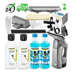 WVP 10 (105m2, 35min) profesjonalna myjka do okien Karcher 10w1 DETERGENT+ ✔SKLEP SPECJALISTYCZNY ✔KARTA 0ZŁ ✔POBRANIE 0ZŁ ✔ZWROT 30DNI ✔RATY 0% ✔GWARANCJA D2D ✔LEASING ✔WEJDŹ I KUP NAJTANIEJ