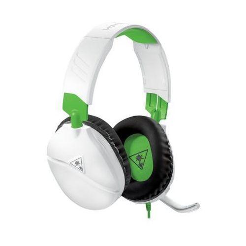 Pozostałe akcesoria do konsoli, Słuchawki TURTLE BEACH Recon 70X Biały