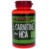 Redukcja tkanki tłuszczowej, ACTIVLAB L-Carnitine HCA 50caps
