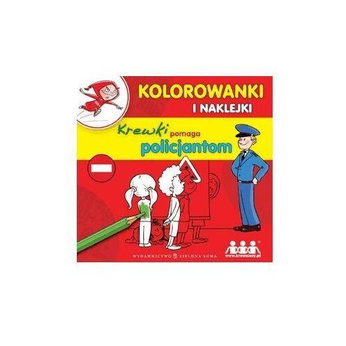 Literatura młodzieżowa, Krewki pomaga policjantom (opr. miękka)