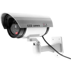 Atrapa kamery tubowej zewnętrznej do monitoringu